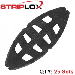 STRIPLOX GRIPLOX NO 20 BISCUIT BLACK (25PC)