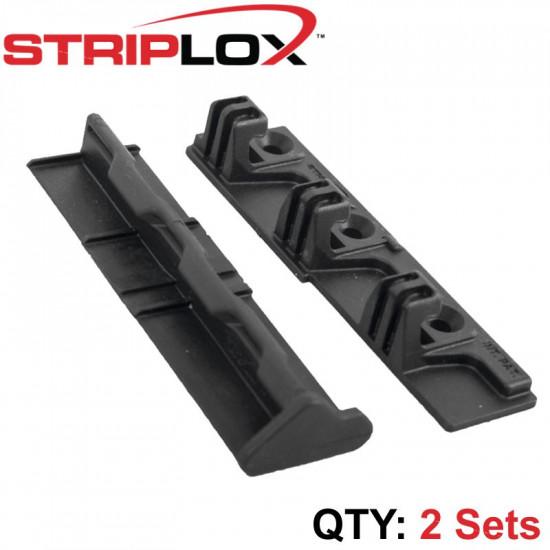 STRIPLOX 90D BLACK 98MM (2 SETS)