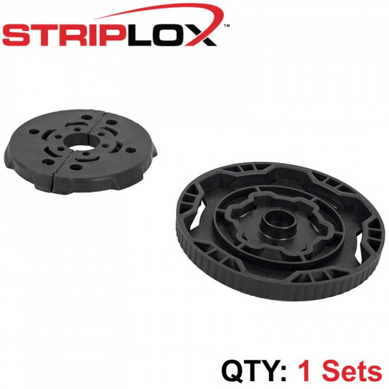 STRIPLOX 180D BLACK (1 SET)