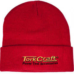 TORK CRAFT BEANIE RED
