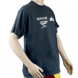 TORK CRAFT RACING T-SHIRT NAVY BLUE LARGE