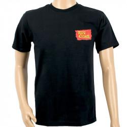 TORK CRAFT BLACK T-SHIRT SMALL