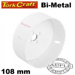 108MM BIM42 BI METAL HOLE SAW