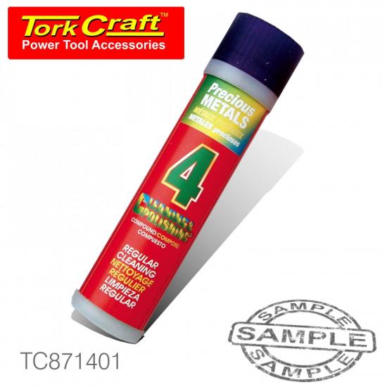 COMPOUND 4 - REGULAR CLEANING - PRECIOUS METALS