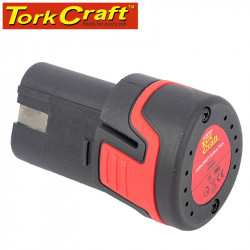 12V LI-ION 1.3AH SPARE BATTERY FOR TORK CRAFT CORDLESS TOOLS