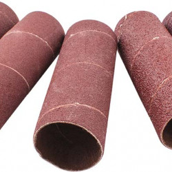 38MM SPINDLE SLEEVE 5PCE SET 60.80.100.150.240 GRIT