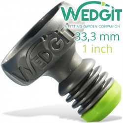 WEDGIT TAP CONNECTOR 33.3MM 1'