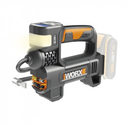 INFLATOR WITH LIGHT 20V TOOL ONLY