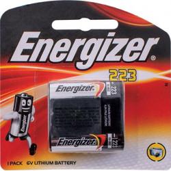 ENERGIZER LITHIUM PHOTO:  223